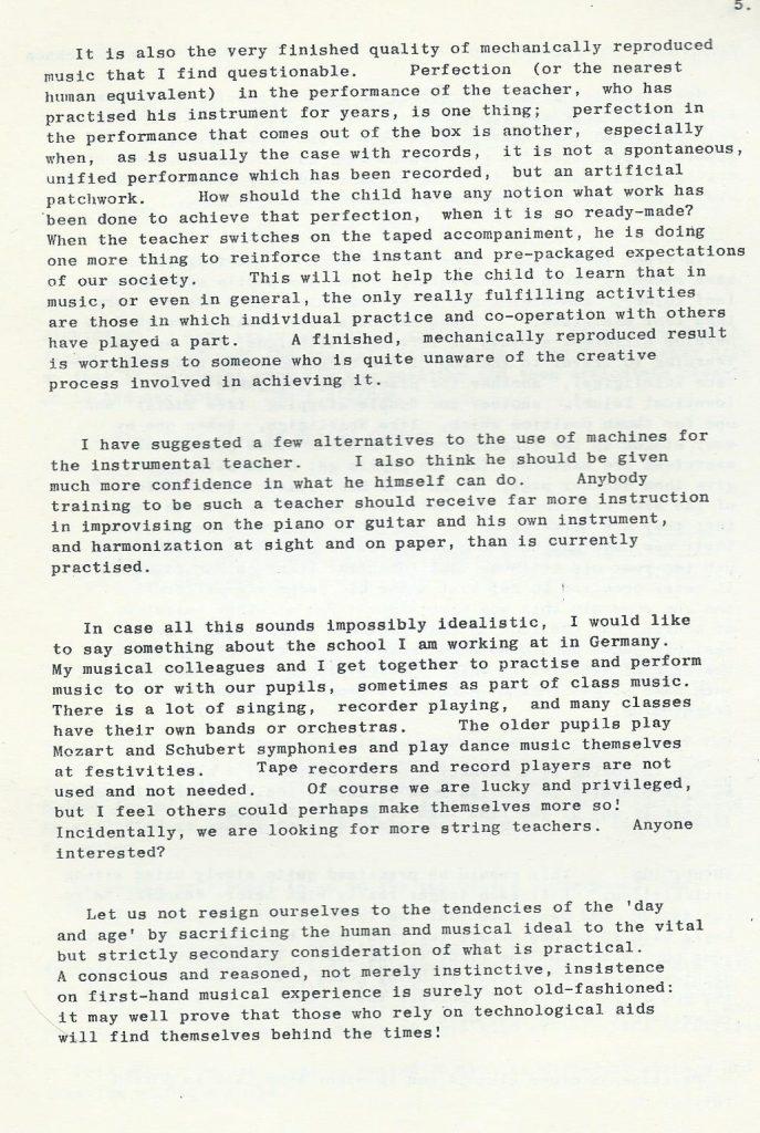 Elizabeth Waterfield article page 3