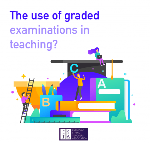 The use of graded examinations in teaching?