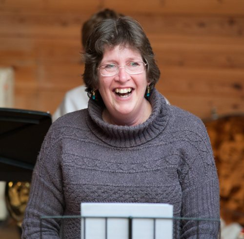 The Playing Body for String Teachers with Sarah Upjohn