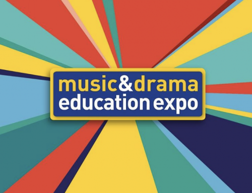 Meet us at the 2020 Music & Drama Education Expo