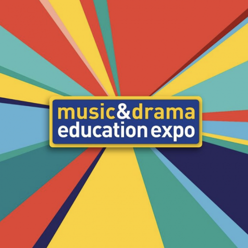 Music and Drama Expo logo